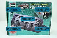 Указатель повор 2121,21213,21214 светодиодный с ДХО Тюн-авто 2 шт