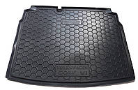 Автомобильный коврик в багажник Volkswagen Golf VI (Фольксваген Гольф 6) Хэтчбэк