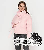 Braggart Youth | Женская куртка на осень-весну 25233 пудра