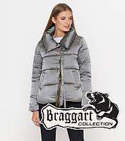 Braggart Youth | Осенне-весенняя женская куртка 25282 серая