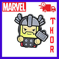 """Ароматизаторы в автомобиль Marvel """"Thor"""" на воздуховод, Марвел Тор, фигурка супер-героя в авто аксессуар"""