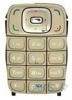 Клавиатура Nokia 6131 Gold