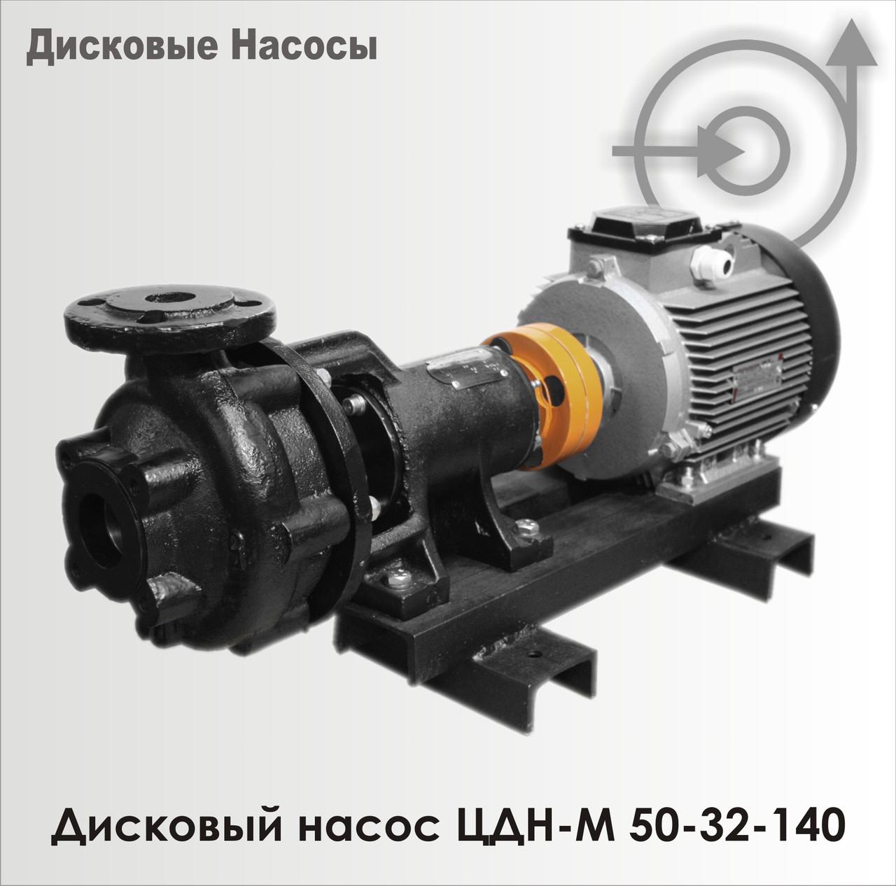 Насос для глицерина ЦДН-К 50-32-140