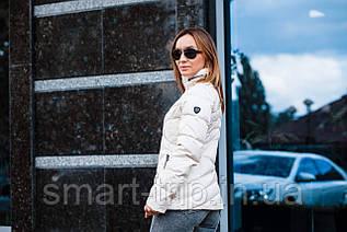 Куртка пуховик женский Emporio Armani XS 2020 (6GTB19 TN05Z 1)