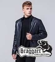 Braggart Youth | Куртка осенняя 4327 темно-синий