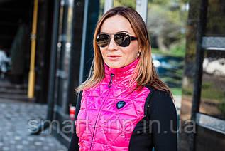 Жилетка жіноча Emporio Armani XS 2020 pink (6GTQ03 TNQ9Z 0445)