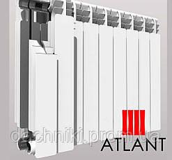 Биметаллический радиатор Atlant 500*100 (Хорватия), фото 2