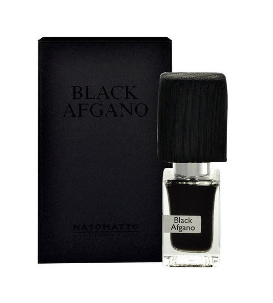 Парфюмерный концентрат Black kingdom аромат «Black Afgano» Nasomatto