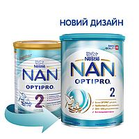 "5337_Срок_до_28.01.20 Nestle ЗГМ з.г.м. ""Нан 2"" New 400г"