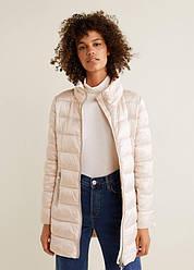 Длинная женская демисезонная куртка Mango p.XS