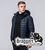 Braggart Youth | Куртка осенняя 3357 темно-синий