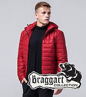 Braggart Youth | Осенняя куртка 3357 красный