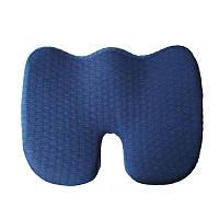 Ортопедическая подушка на сидение (плоская высокая)