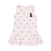 Сарафан 2-5 лет розовый деми Minikin 177607