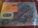 Набір прокладок двигуна Заз 1102 1103 таврія славута малий Україна, фото 4