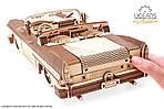 Кабриолет мечты VM-05 | UGEARS | Механический 3D конструктор из дерева, фото 3