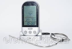 Беспроводной дистанционный цифровой термометр для мяса с температурным зондом °C