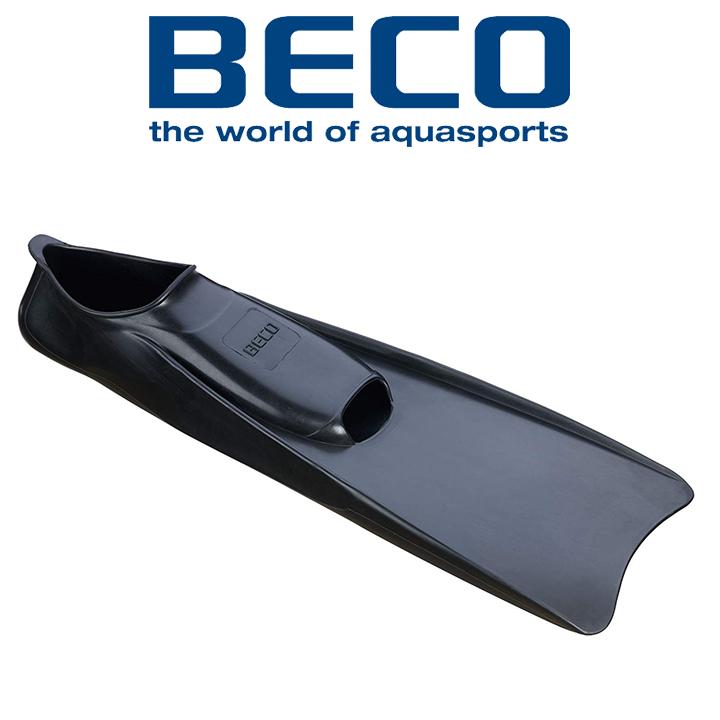 Ласты для плавания BECO 9910 0 черные р.42-43