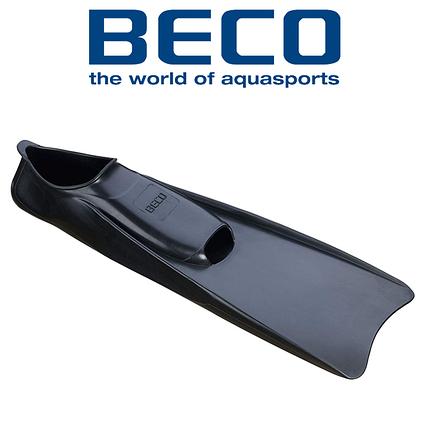 Ласты для плавания BECO 9910 0 черные р.42-43, фото 2