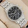 Часы женские наручные Майкл Корс crystal Silver/Black