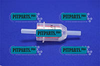 Фильтр топливный (дизель) (грубой очистки) универсальный для всех дизельных и бензиновых ДВС низкого давления Zollex