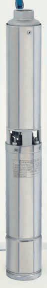 Погружной насос для скважины Speroni SPM 100-27