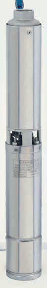 Скважинный насос Speroni SPT 140-27, 380V