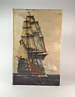 Книга сейф Парусник 26 см