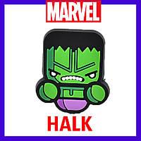 """Ароматизаторы в автомобиль Marvel """"Hulk"""" на воздуховод, Марвел Халк, фигурка супер-героя в авто аксессуар"""