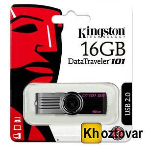 Флеш память USB Kingston DataTraveler DT101G2 16 ГБ