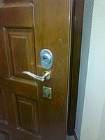 Шумоизоляция входной двери Киев