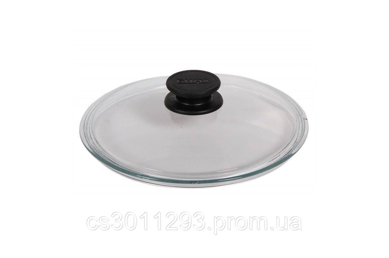 Крышка стеклянная Биол - 260 мм, низкая