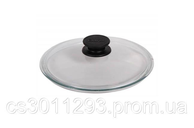 Крышка стеклянная Биол - 260 мм, низкая, фото 2