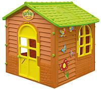 Большой садовый домик Mochtoys