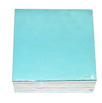 """Бумага для заметок 85*85 мм """"Зебра"""" Economix,400 листов цветная E20942"""