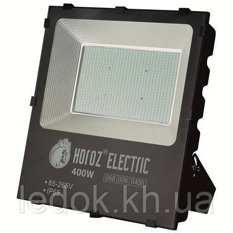 """Прожектор светодиодный """"LEOPAR-400"""" 400W 6400K"""