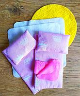 Набор текстиля для кукол 1106 Детская. 10 предметов