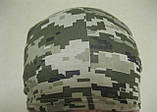 Банданы - косынки хлопковые Светлый пиксель и др, код : 111., фото 3