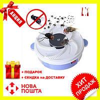 Электрическая мухоловка USB Electric Fly Trap MOSQUITOES | ловушка для насекомых | отпугиватель насекомых, фото 1