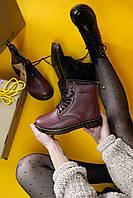 Стильные ботинки DR. Martens На меху (ДЕМИСЕЗОН), фото 1