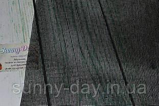 9614/95, Magic Canvas, цвет - черный, 14 ct (страмин) - 50х50см