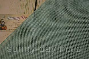 9614/6350, Magic Canvas, цвет - бирюзовый, 14 ct (страмин) - 50х50см