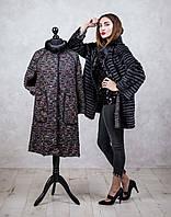 Шуба норковая, пальто 70 см Турция