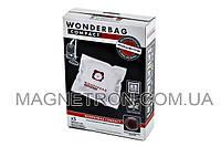Комплект мешков микроволокно Wonderbag Compact для пылесоса Rowenta WB305140