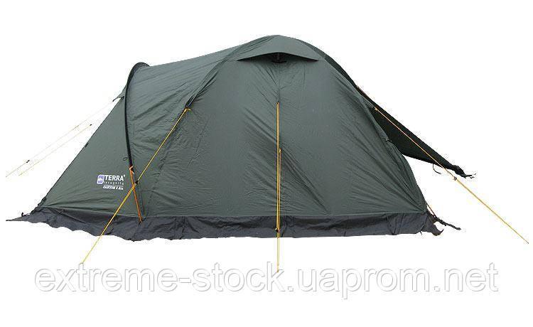 Палатка Terra Incognita Canyon 3 Alu темно-зелений