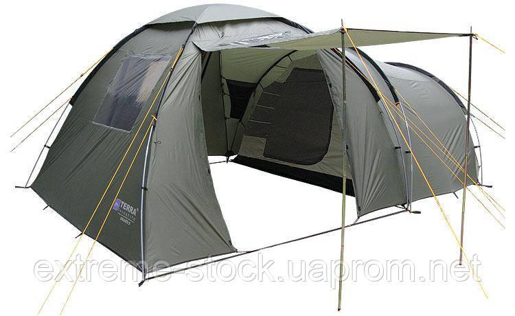 Палатка Terra Incognita Grand 5 хаки