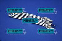 Набор ключей рожково-накидных TOYA (6штук) 8-17 мм
