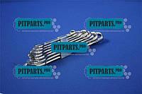 Набор ключей рожково-накидных TOYA (8шт) 6-19 мм
