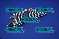 Набор ключей рожково-накидных TOYA (12шт) 6-22 мм