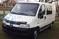 Дефлектор капота Мухобойка Citroen Jumper 2003-2006